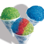 BACK TO SCHOOL SNOW CONES